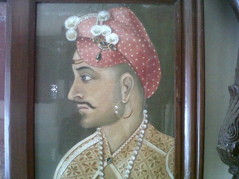 Commander of the Maharashtrian forces: Sadashivrao Bhau