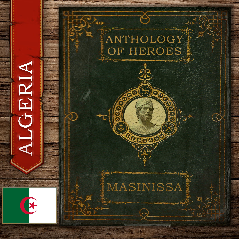 Algeria podcast cover