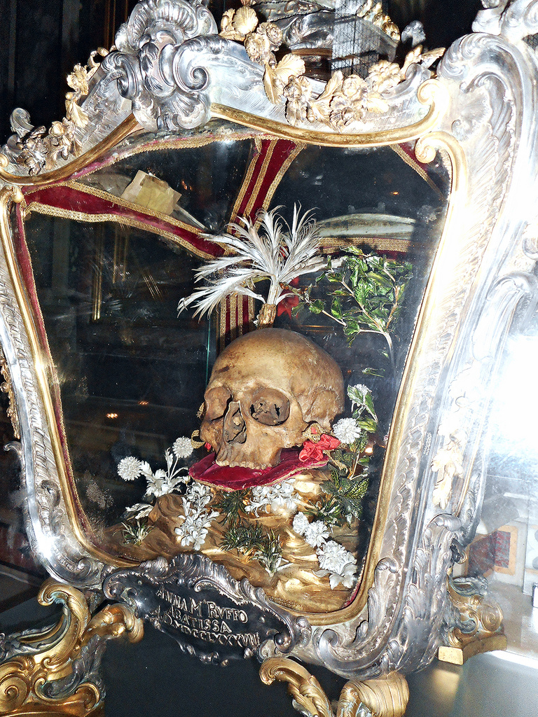 The Skull of St Gregory