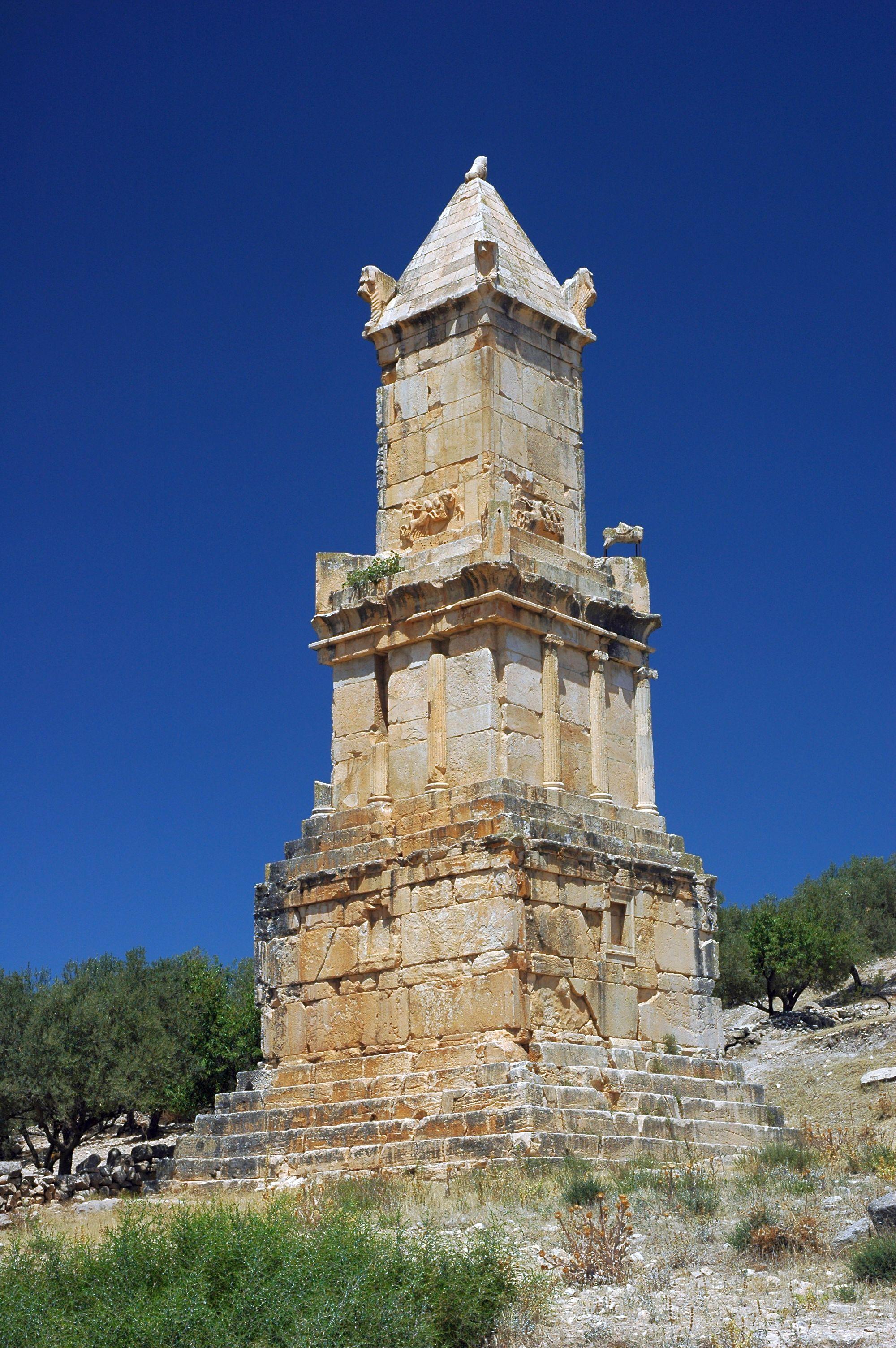 The tomb of Masinissa